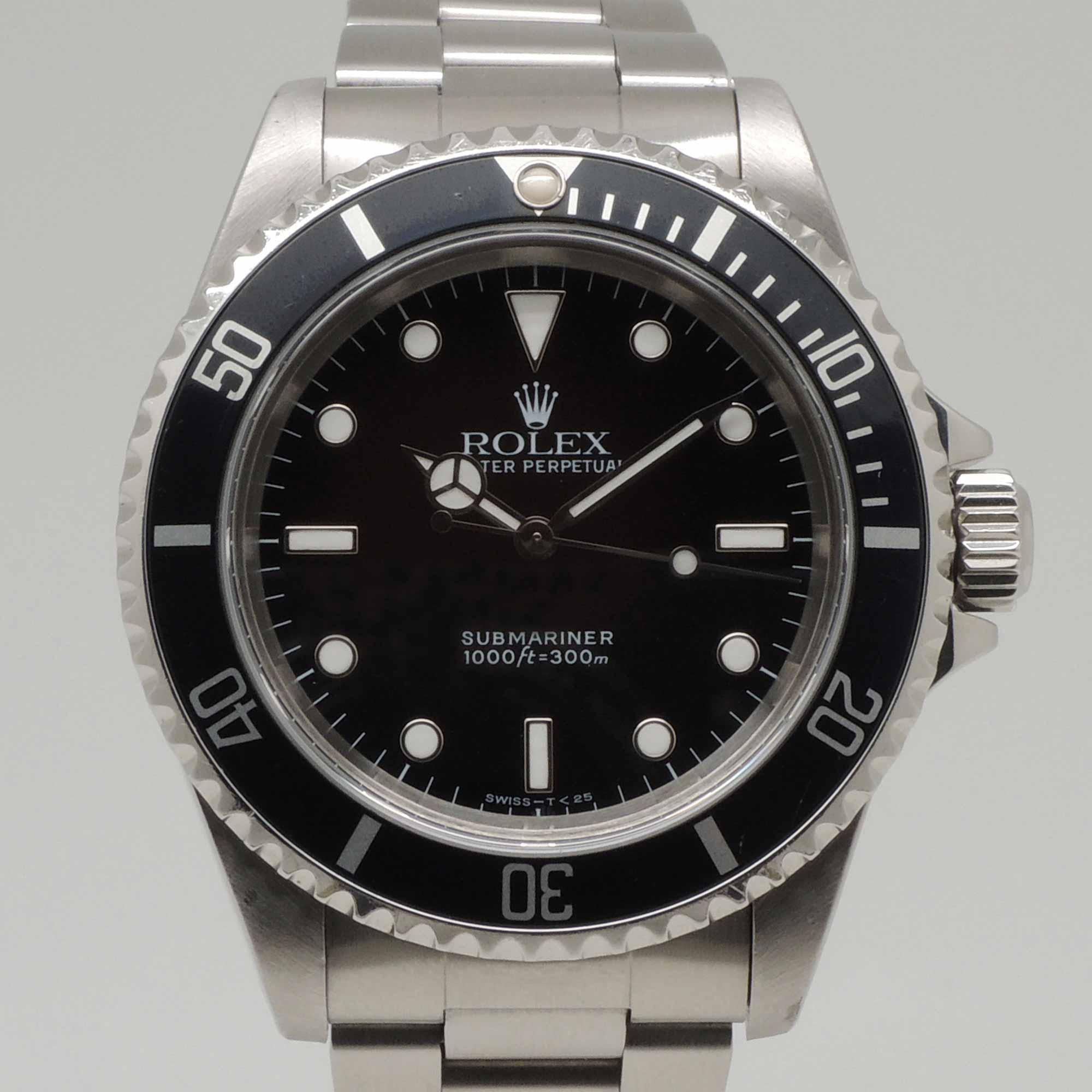 Ancienne  Compra Venta de Relojes. Rolex Submariner 14060 01476 5ef15dfd6658