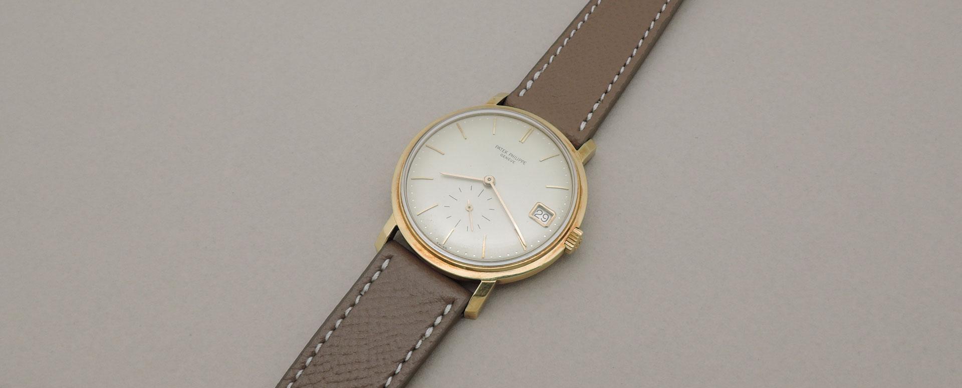b4b65d081b0a Ancienne  Compra Venta de Relojes · Calatrava 3445 ...