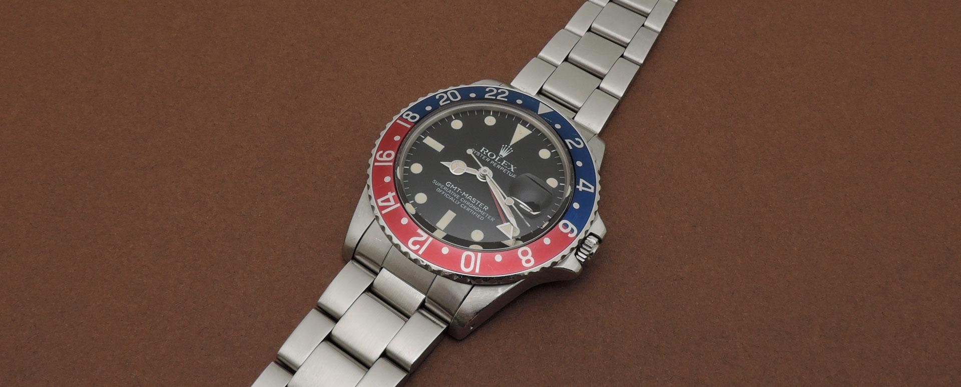 GMT Master 16750