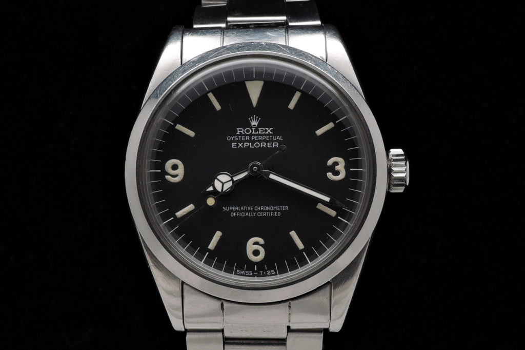 Compra Venta Rolex Explorer 1a7a99dc9878