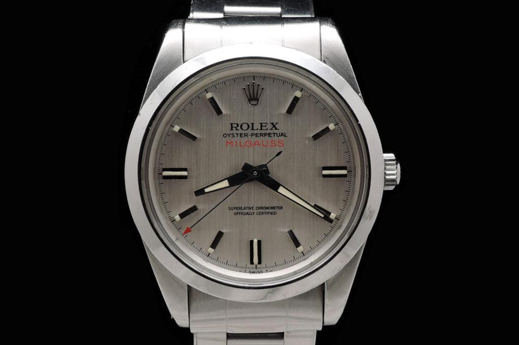Compra Venta Rolex Milgauss 93e5a3940dd6