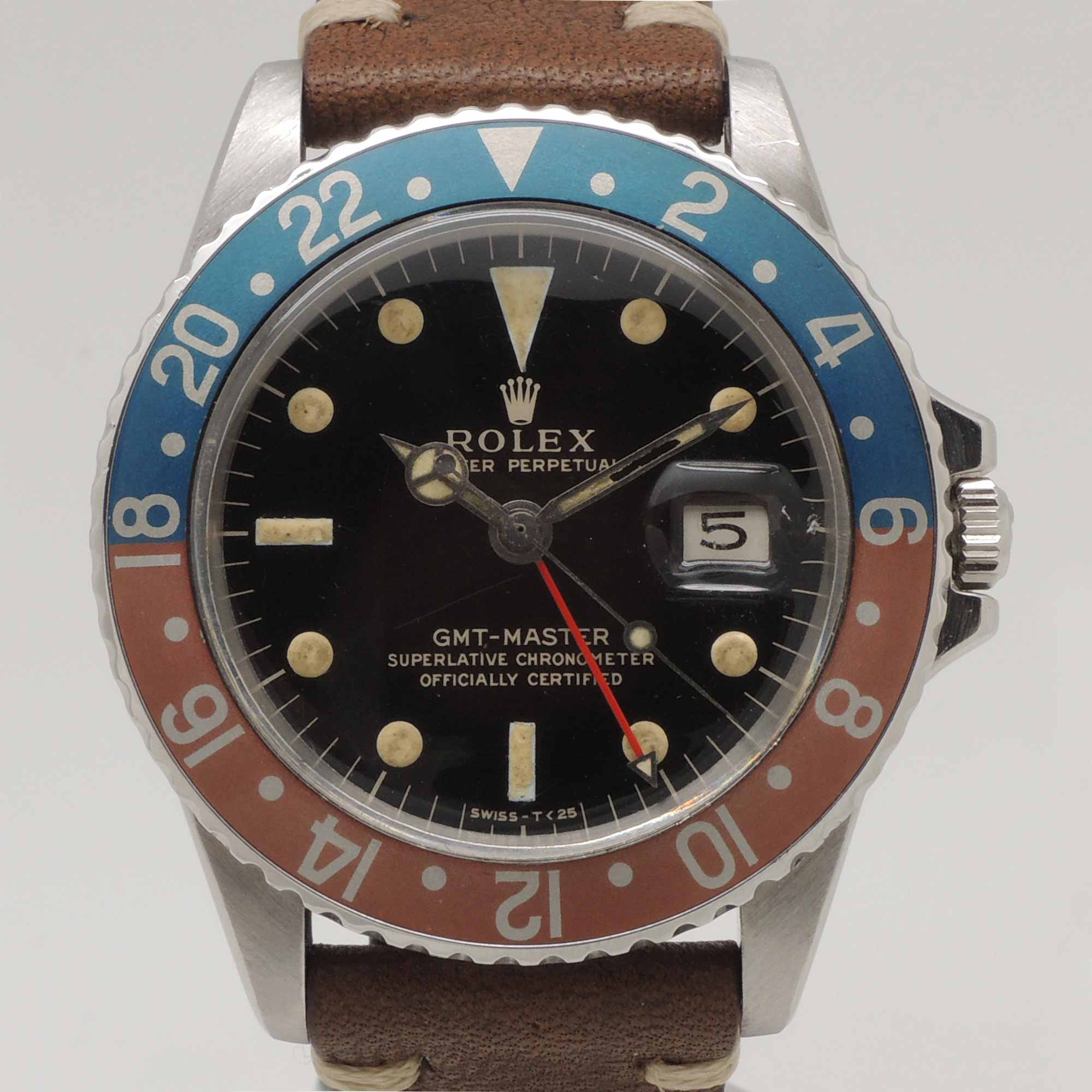 Rolex GMT 1675 | Buy and sell Rolex Barcelona