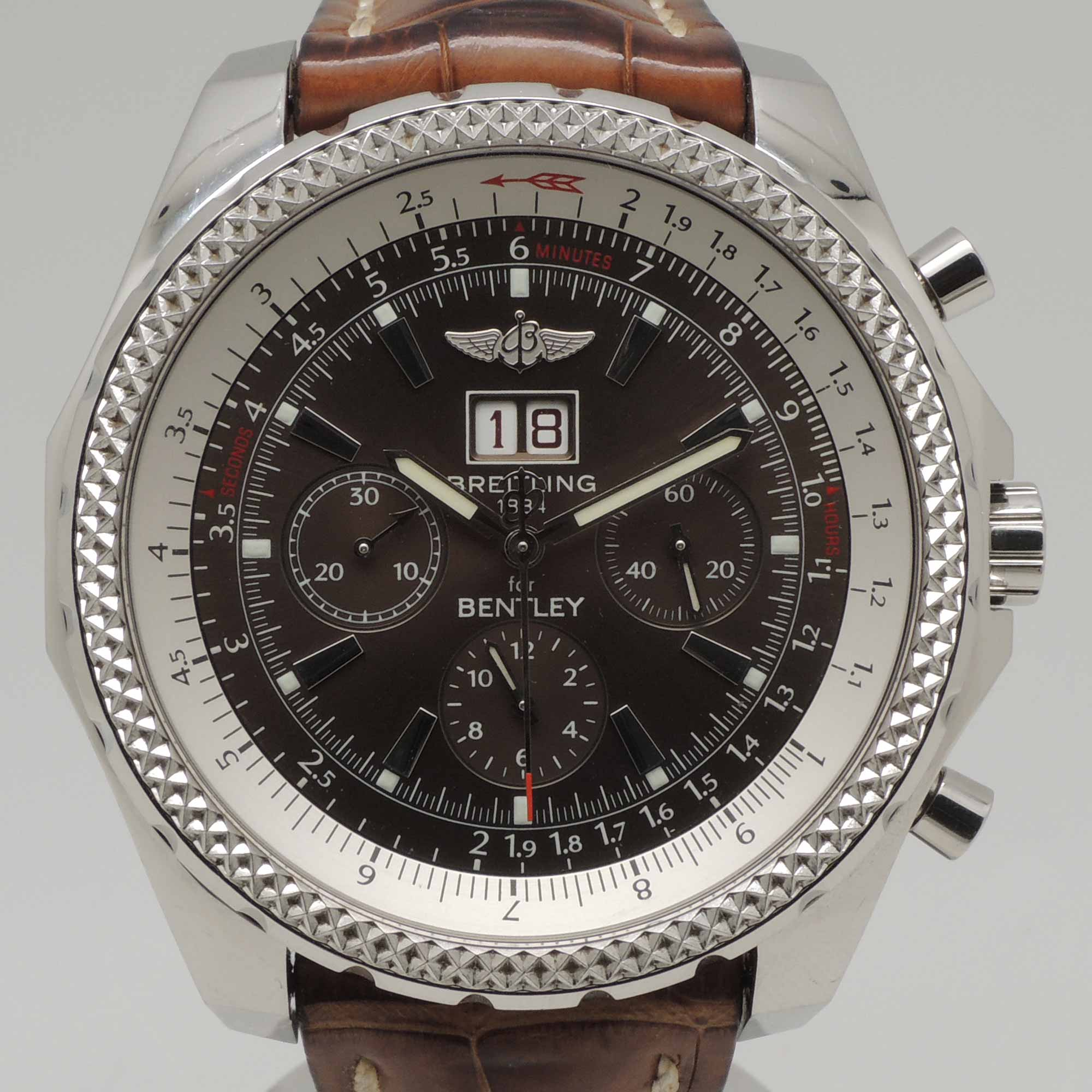 Breitling Bentley 6 75 A44362 Buy And Sell Watches Rolex Patek Philippe