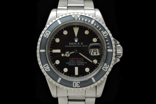 1456ce6638d3 Rolex Submariner Red Ref.1680. Stock 03030. Precio  A consultar