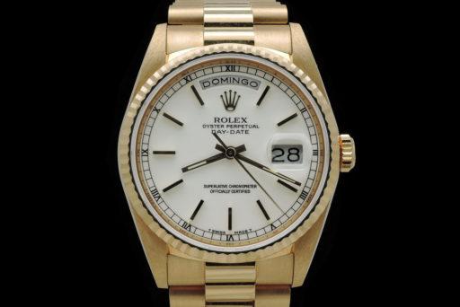 1c0b60ee3d31 Rolex Day-Date Ref.18238. Stock 03099. Precio  A consultar